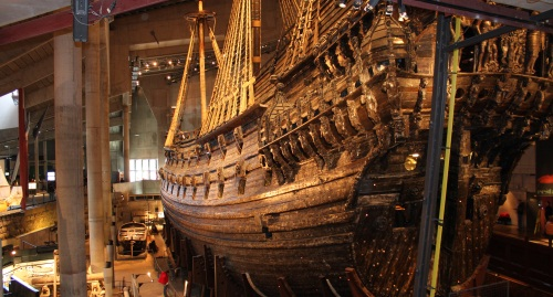 Vasa Museum Stockholm @Reisestockholm