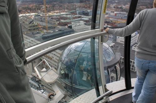 Ericsson Globe Stockholm @reisestockholm
