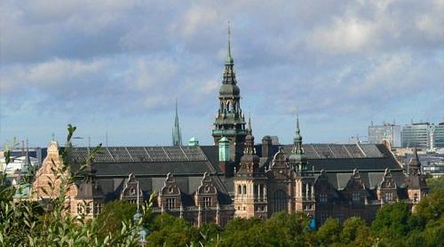 Nordiska Museet Stockholm - Nordisches Museum (c) fotoshopped.de