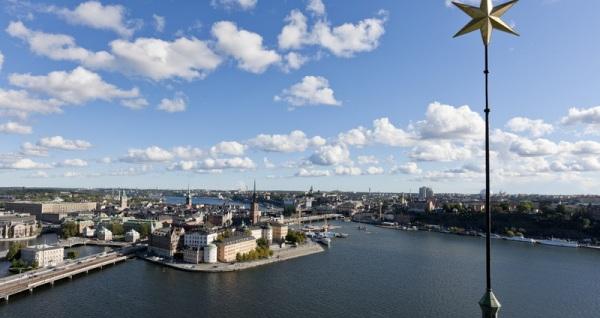 Riddarholmen in Stockholm - henrik+trygg - imagebank.sweden