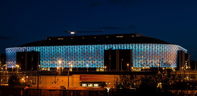 Friends Arena in Stockholm