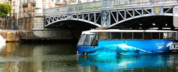 Ocean Bus Stockholm