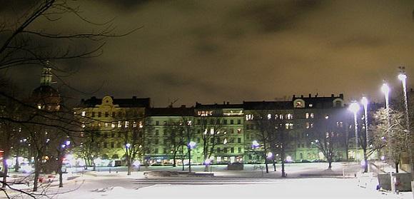 Vasapark in Stockholm