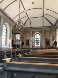 Kirche von Vaxholm