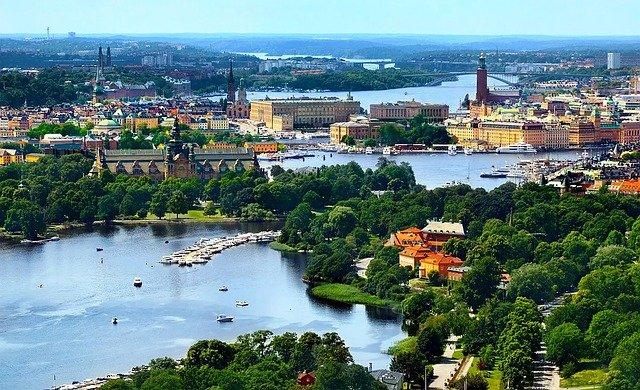 Stockholm Anreise